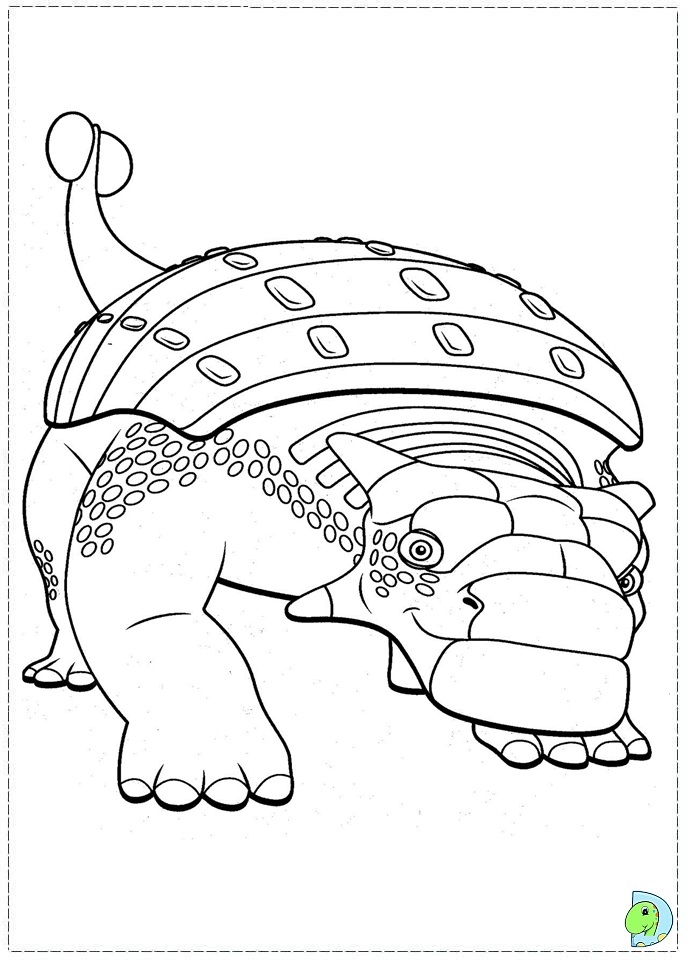dinosaur train coloring pages dongs - photo#31