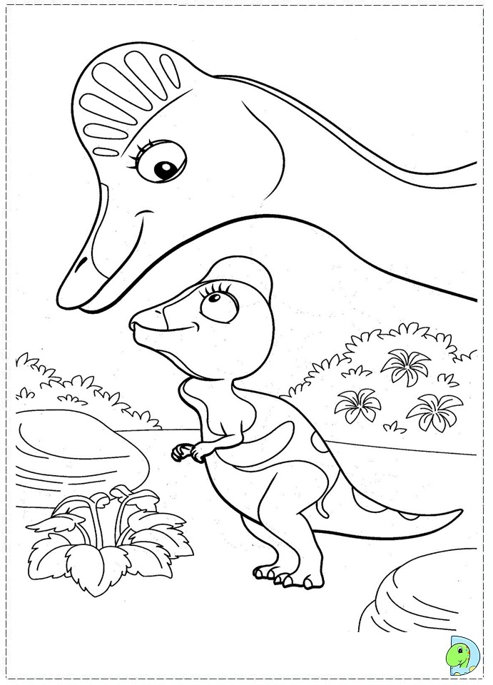 Top 25 Free Printable Unique Dinosaur Coloring Pages