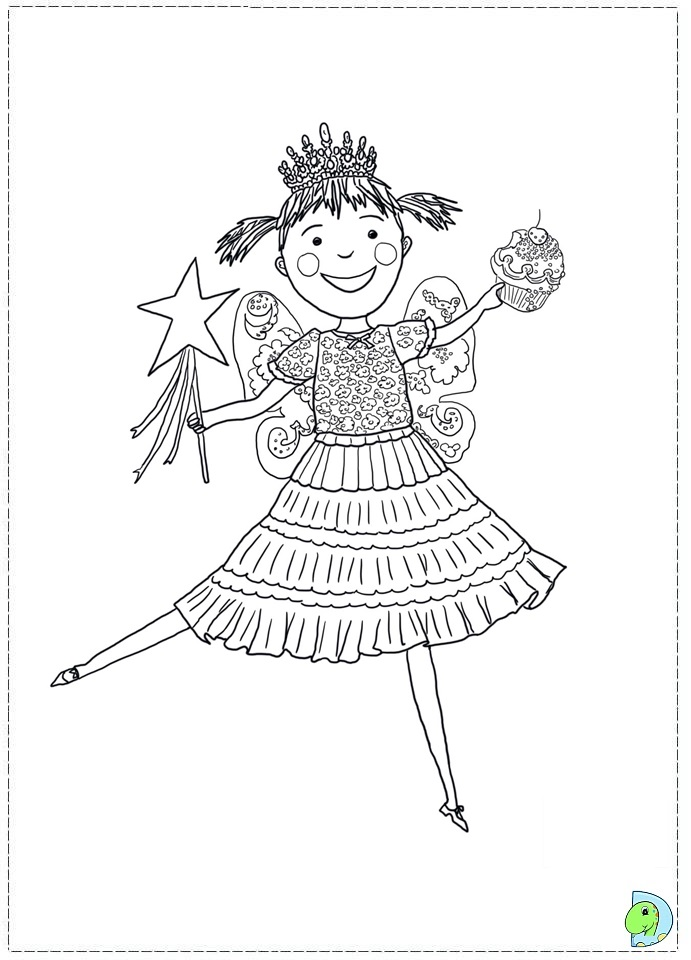 pinkalicious coloring pages to print - photo#6