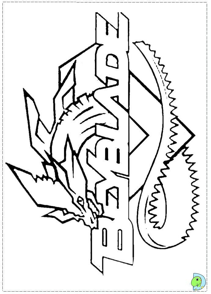 beyblades pegasus coloring pages - photo#26