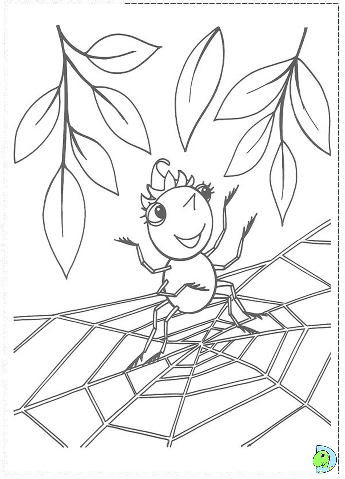 Miss Odbod Free Colouring Pages Miss Colouring Pages