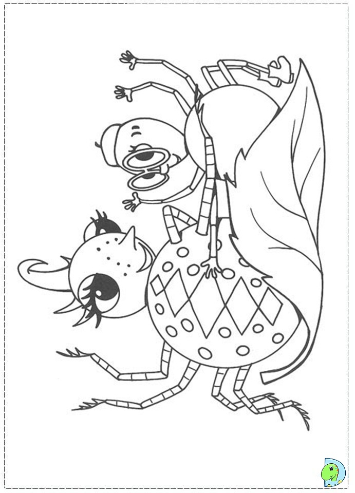 Miss spider coloring sheets coloring pages for Miss bindergarten coloring pages