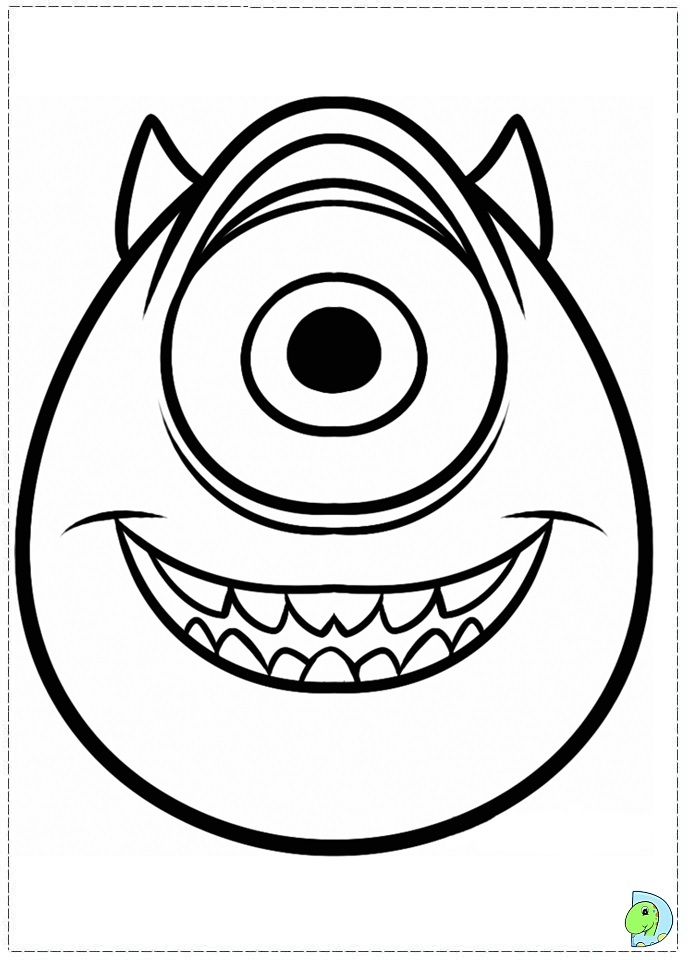 uni coloring pages - photo#35