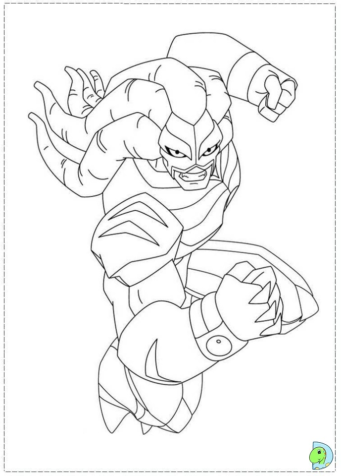gormiti games coloring pages - photo#10