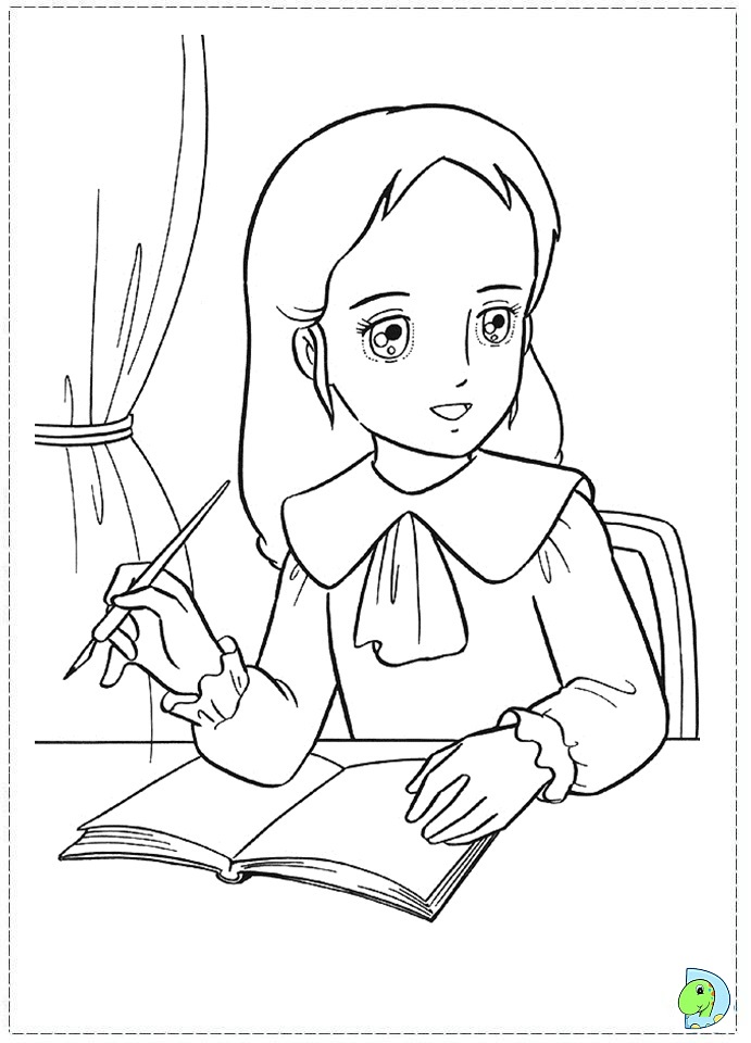 little charmers coloring pages printable - photo#19