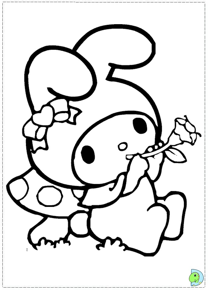 Coloring Pages Ant #9