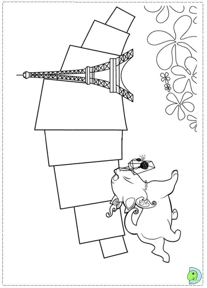 marie the cat coloring pages - photo#28
