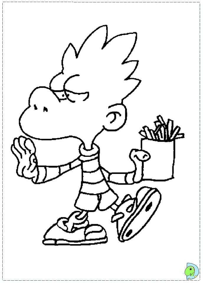 yafla coloring pages - photo #9