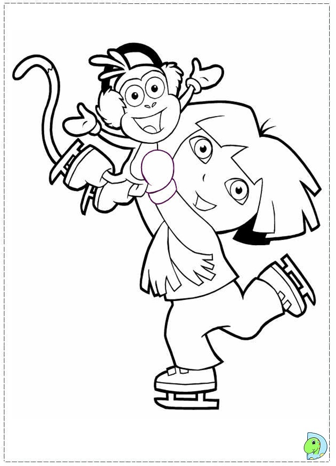 explorers coloring pages - photo#41