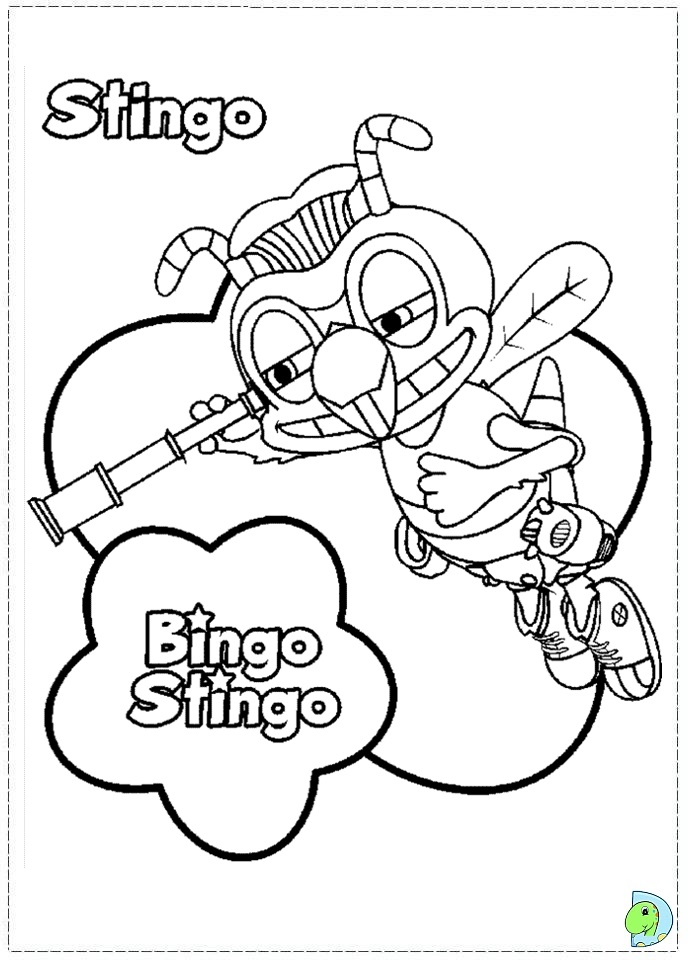 mooshka tots coloring pages - photo#26