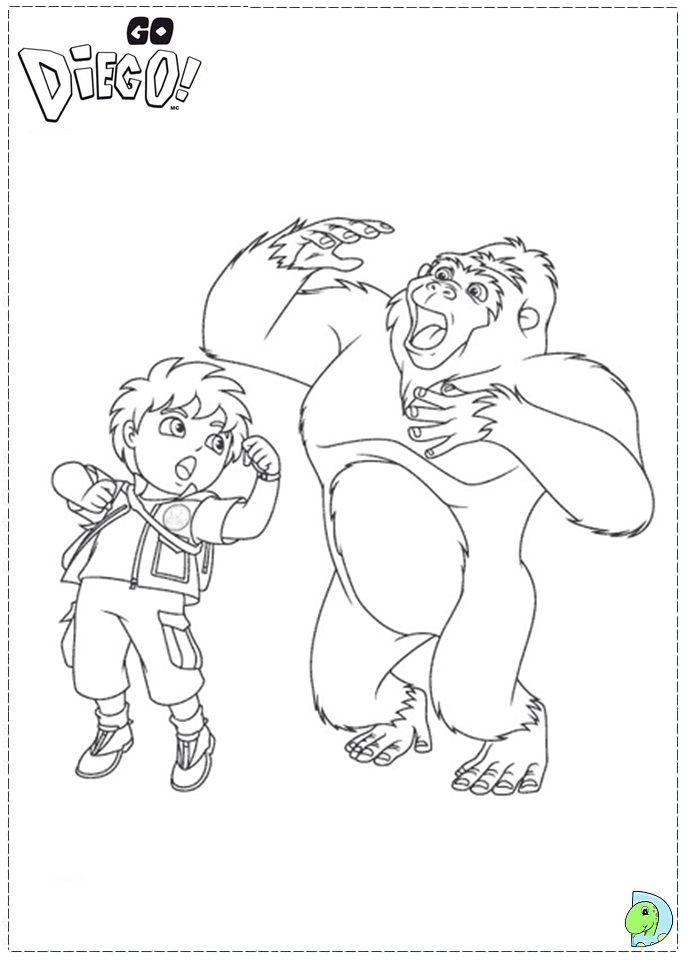 alicia diego coloring pages - photo#18