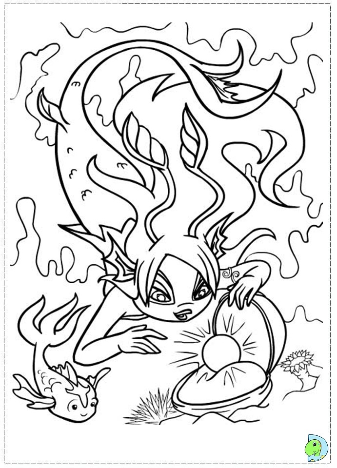neopets print out coloring pages - photo#13