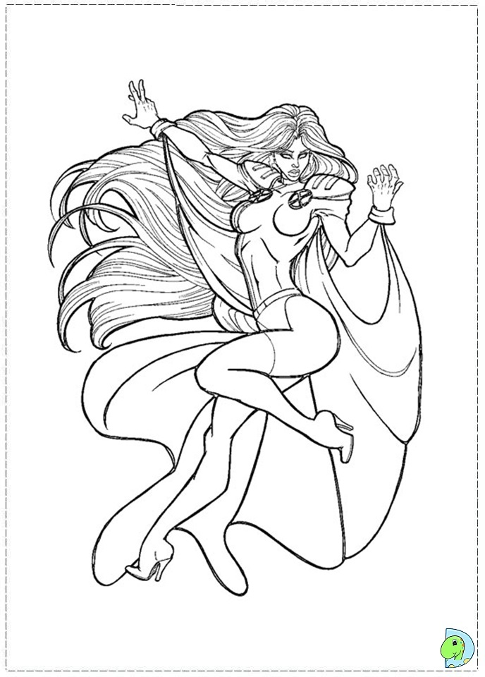 XMen coloring pages  Printable coloring pages