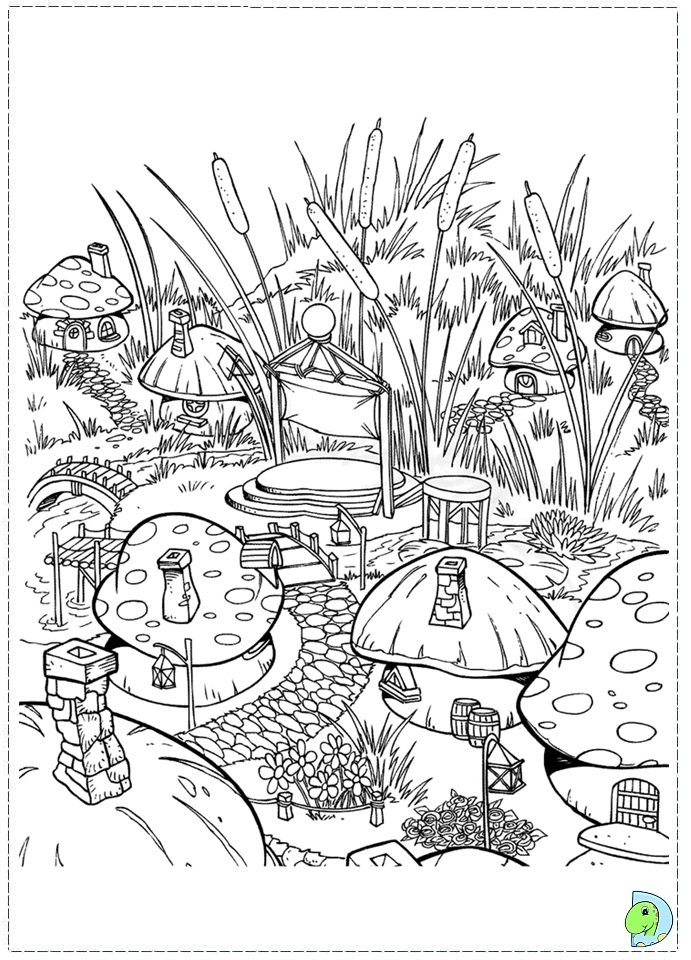 Heroes Coloring Pages