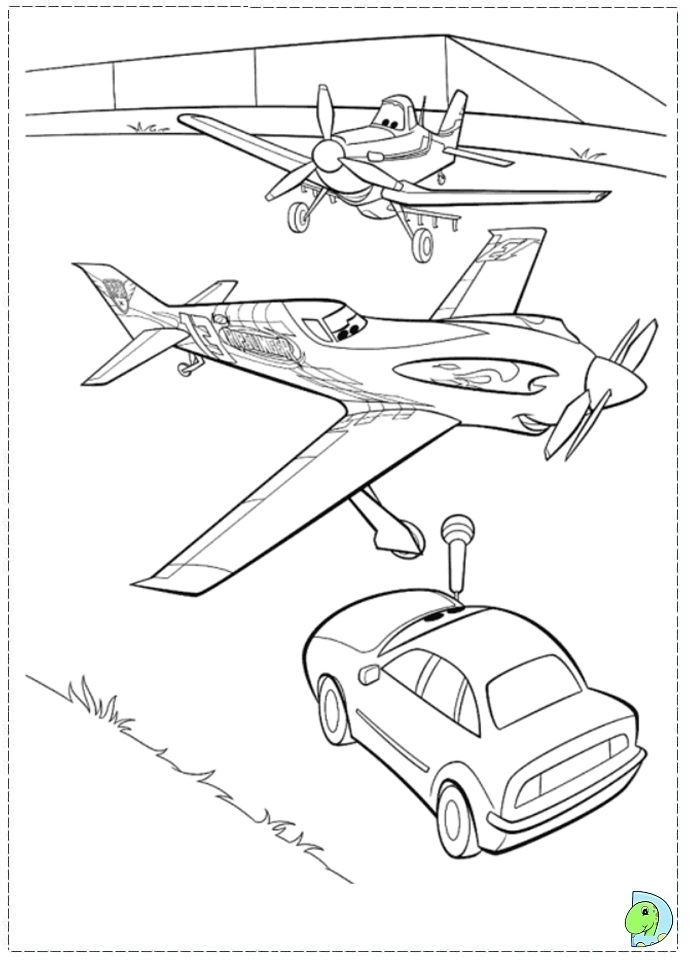 disney planes coloring pages skipper - photo#11