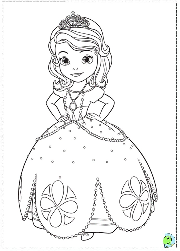 the first family coloring pages - photo#9